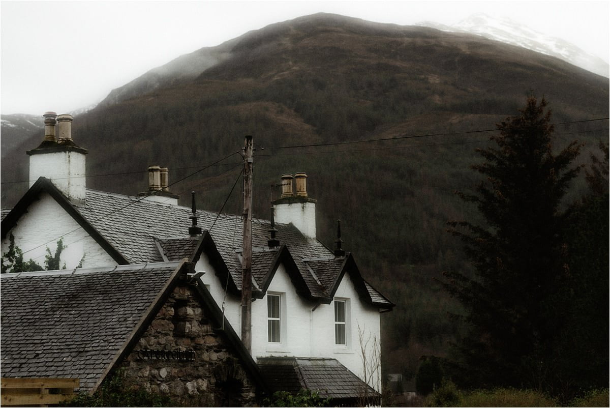 hotel in Glencoe used for elopements
