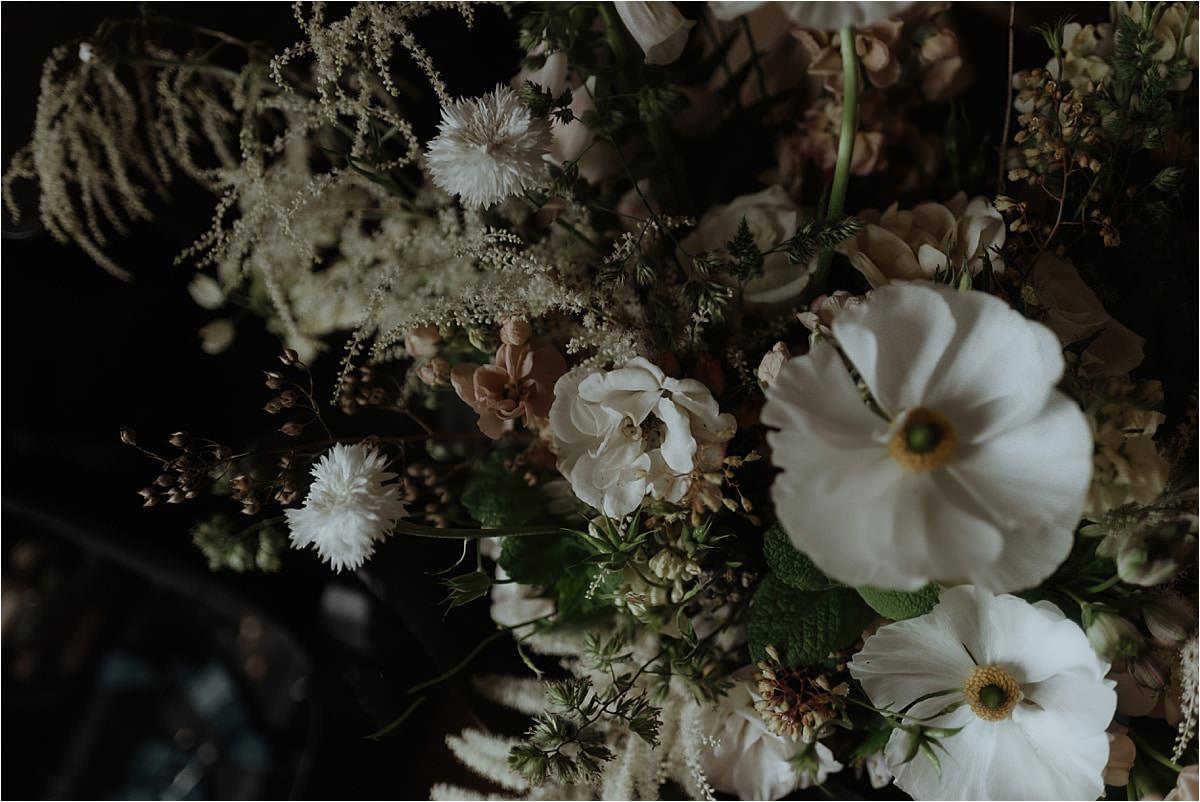 wild gorse floral arrangement