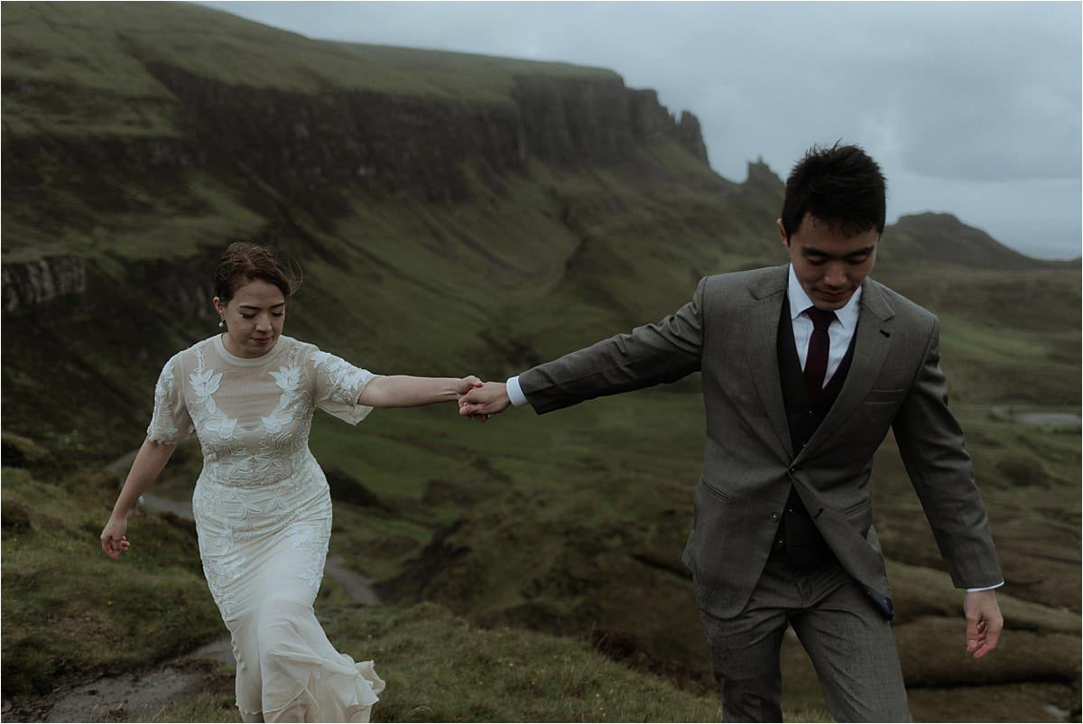 scottish elopement by sean bell photography