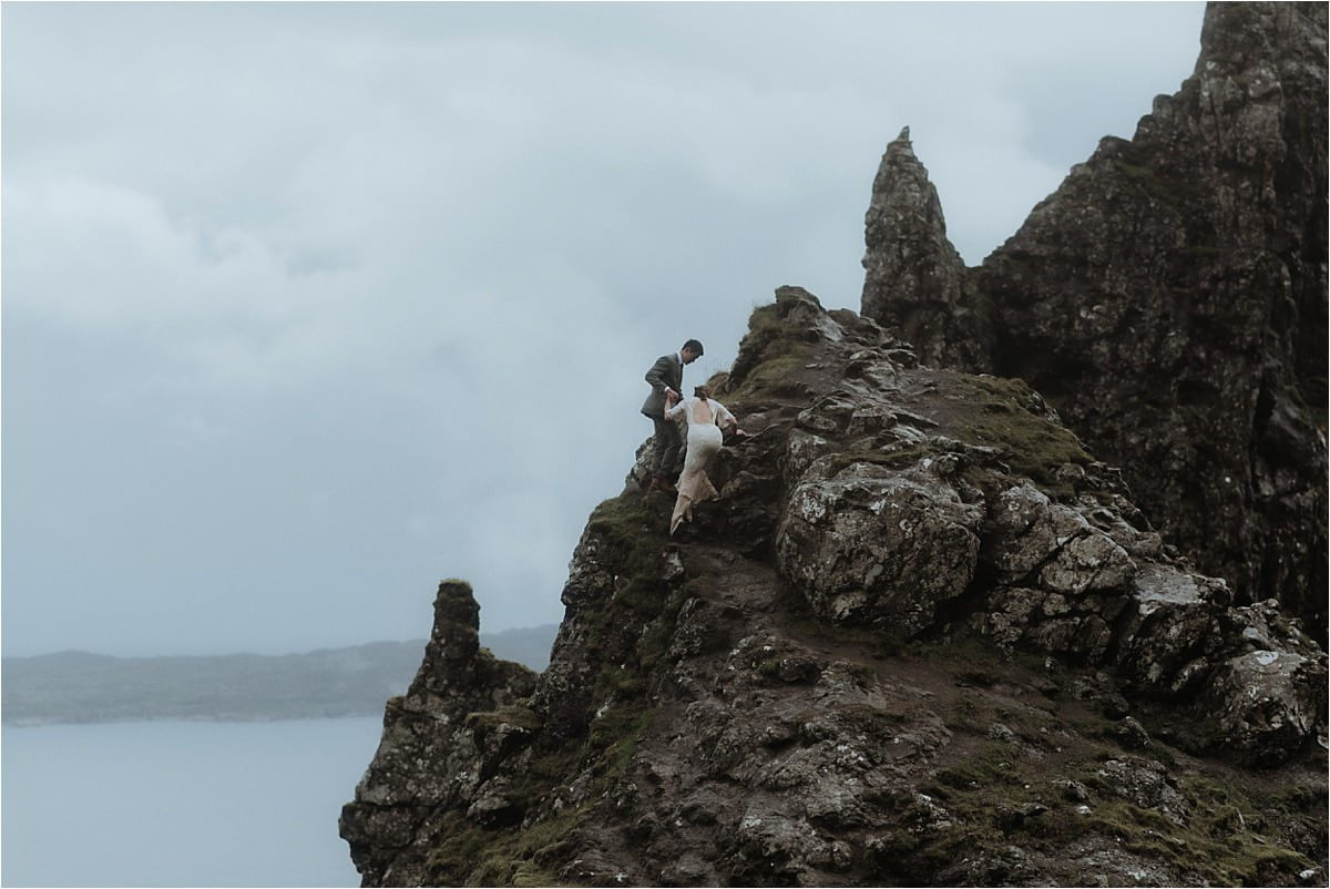 scottish elopement photographer sean bell