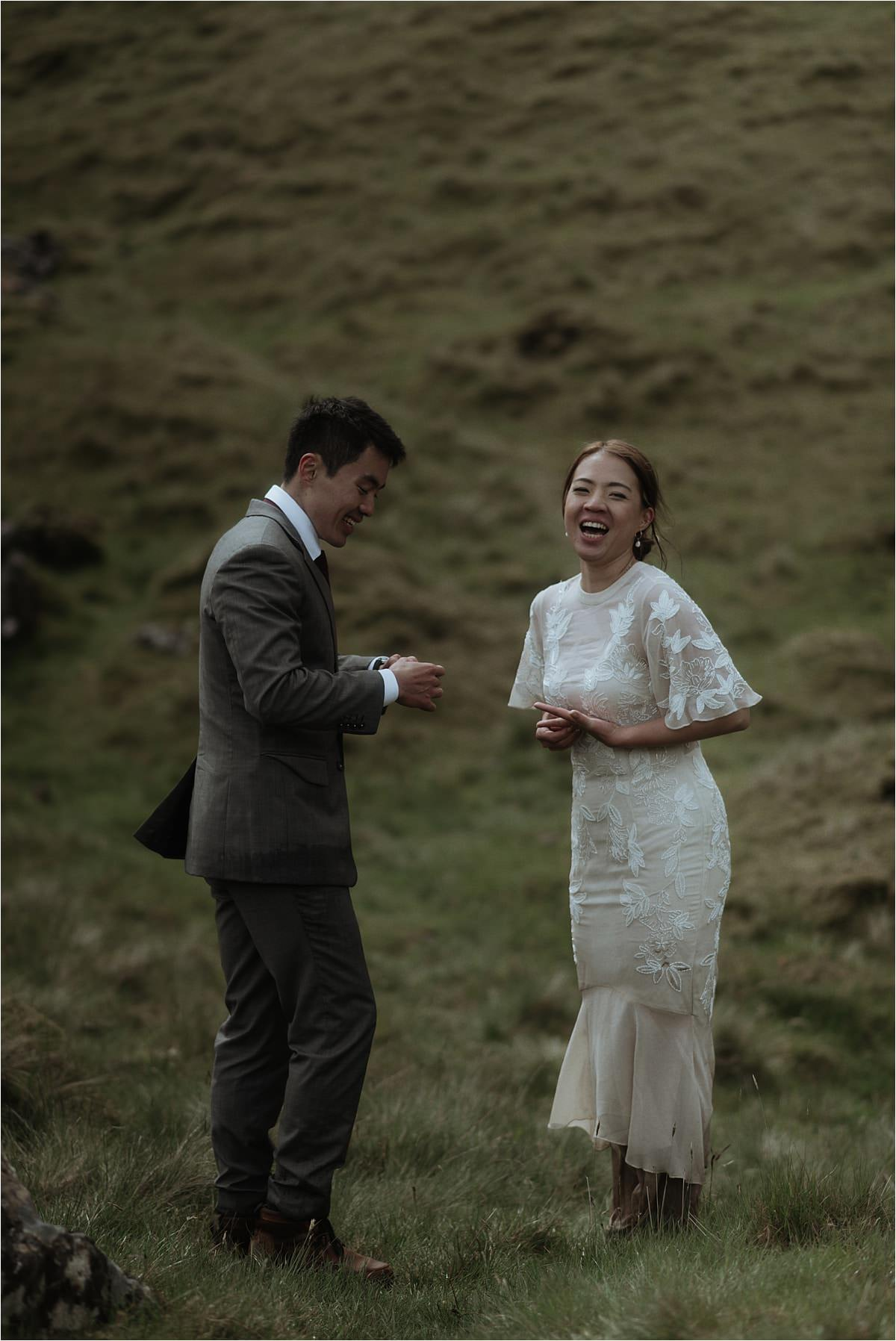 scottish elopement ceremony