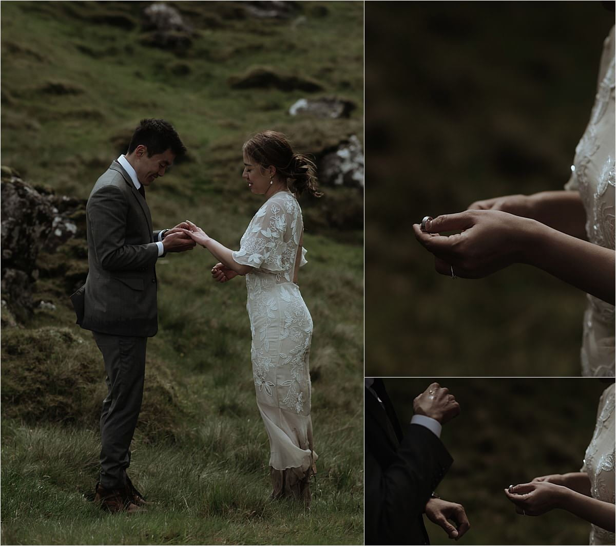 Scottish elopement by sean bell photographer