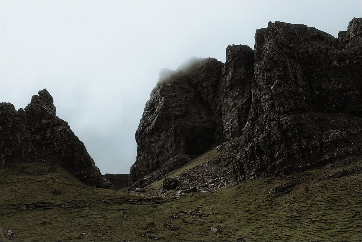 old man of storr elopement