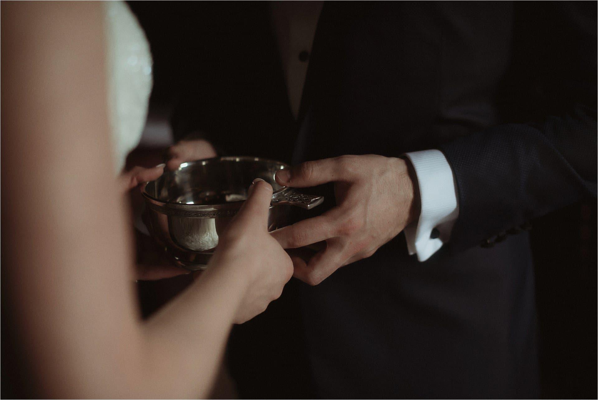 scottish wedding rituals