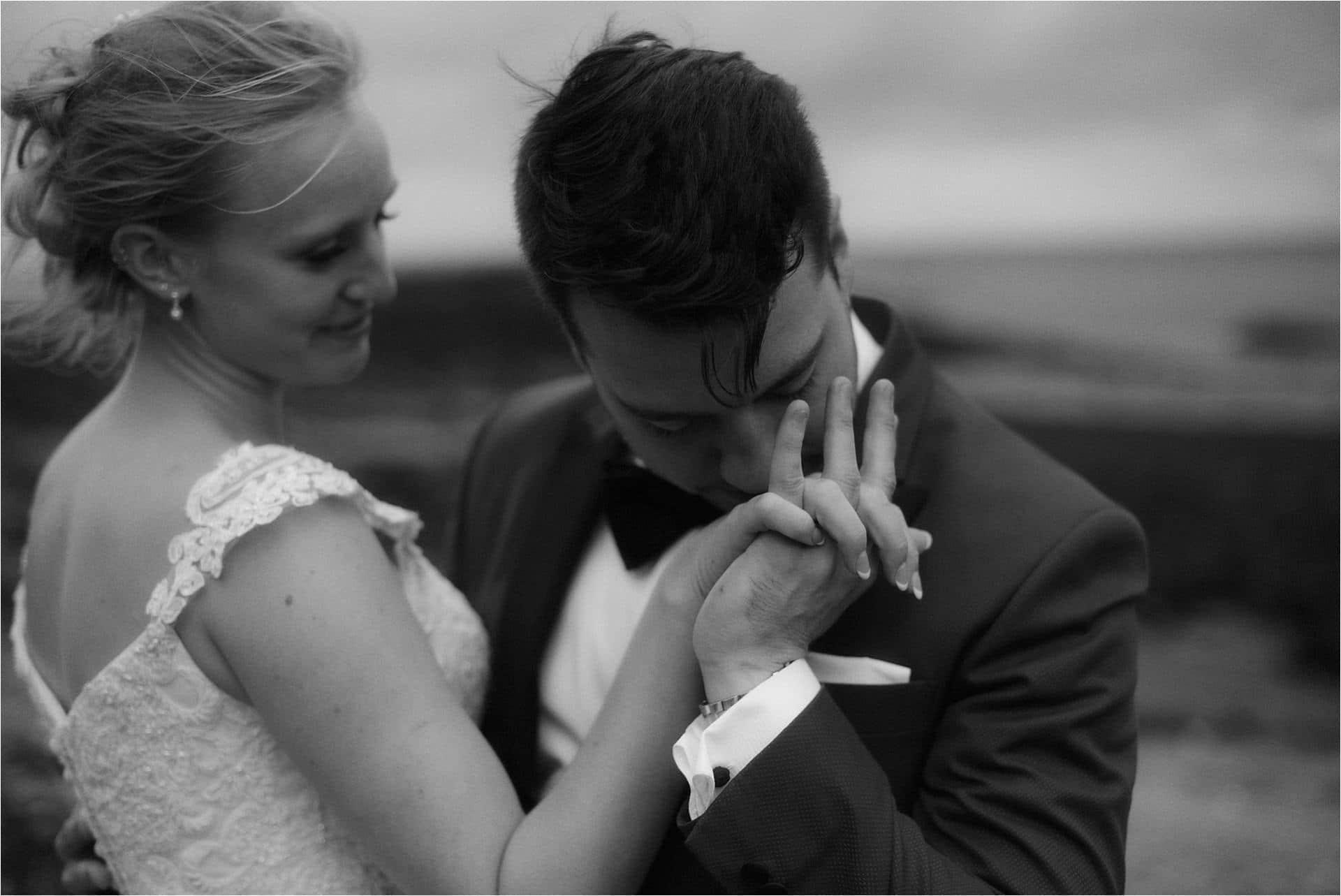 staffin beach elopement