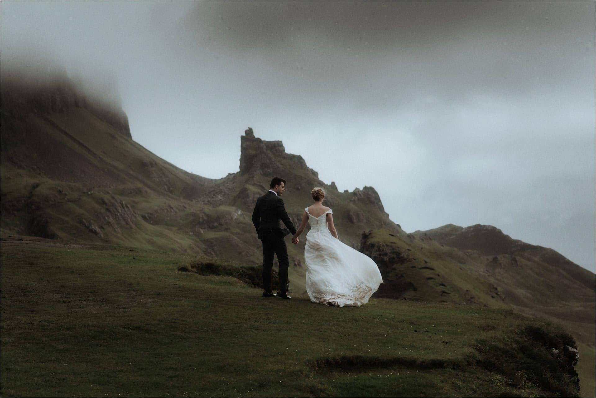 scotland wedding in the isle of skye