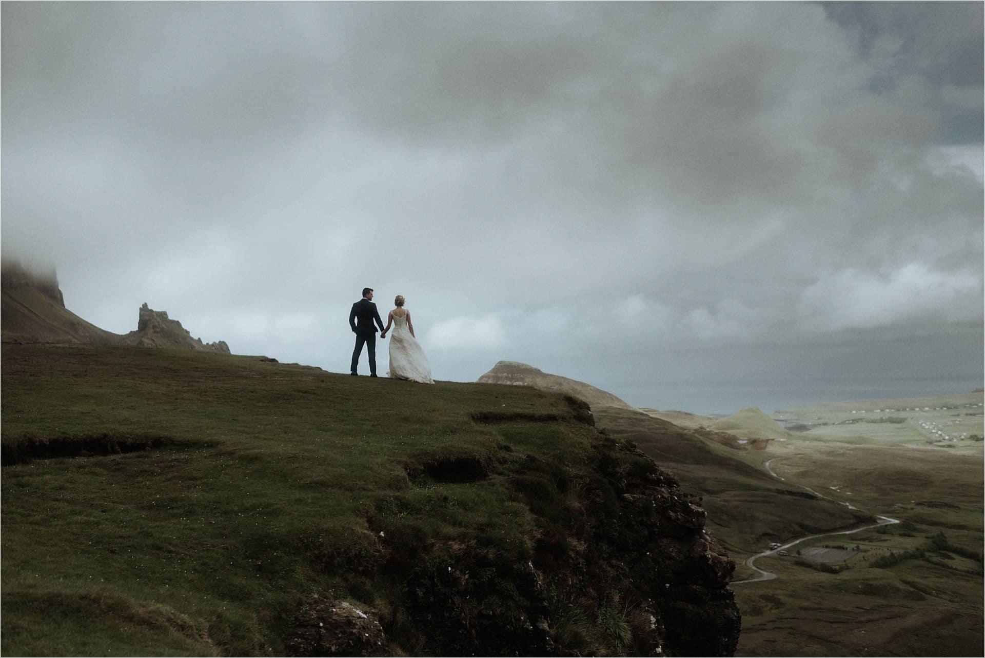 scotland wedding photographer on the isle of skye