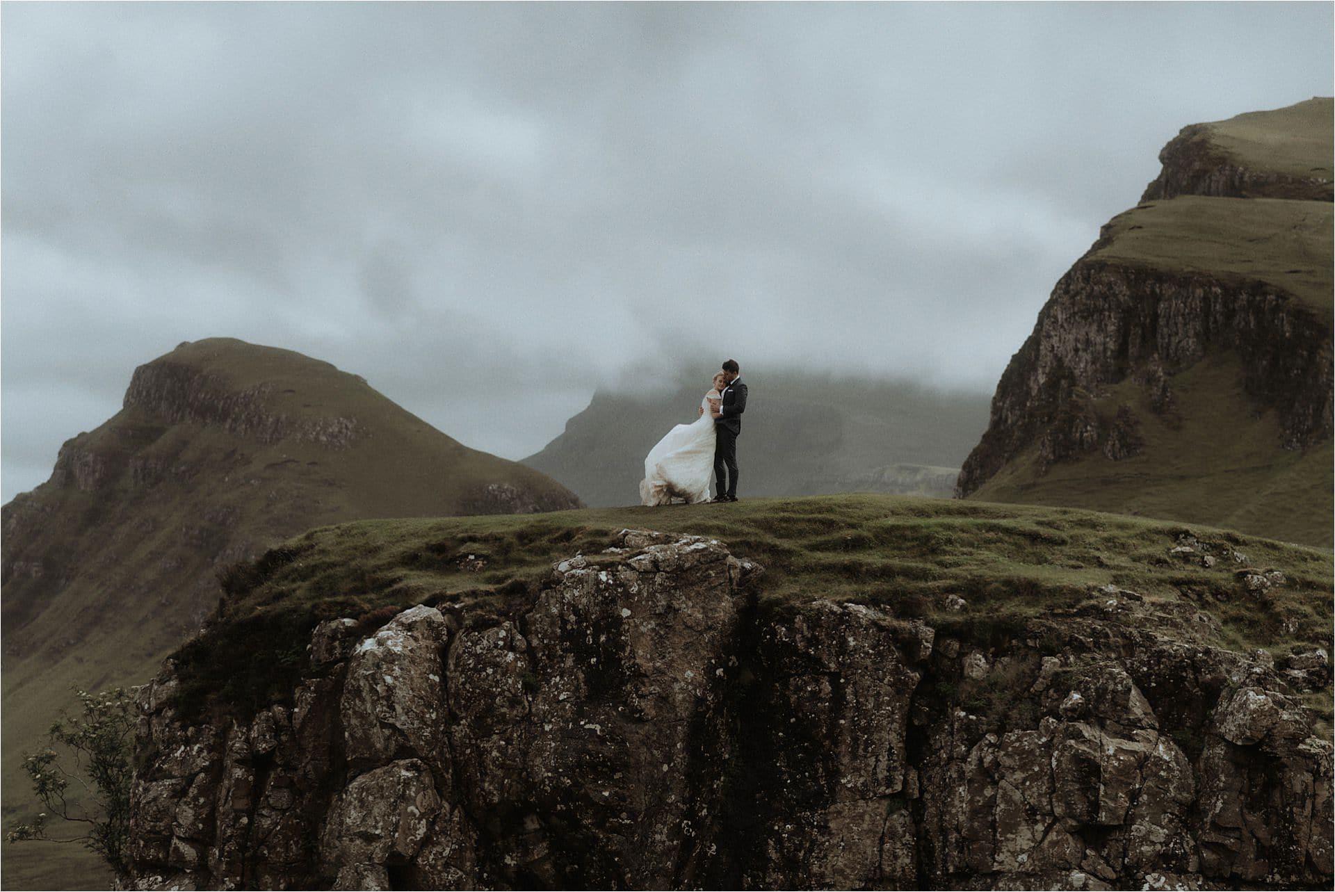 scotland elopement on skye