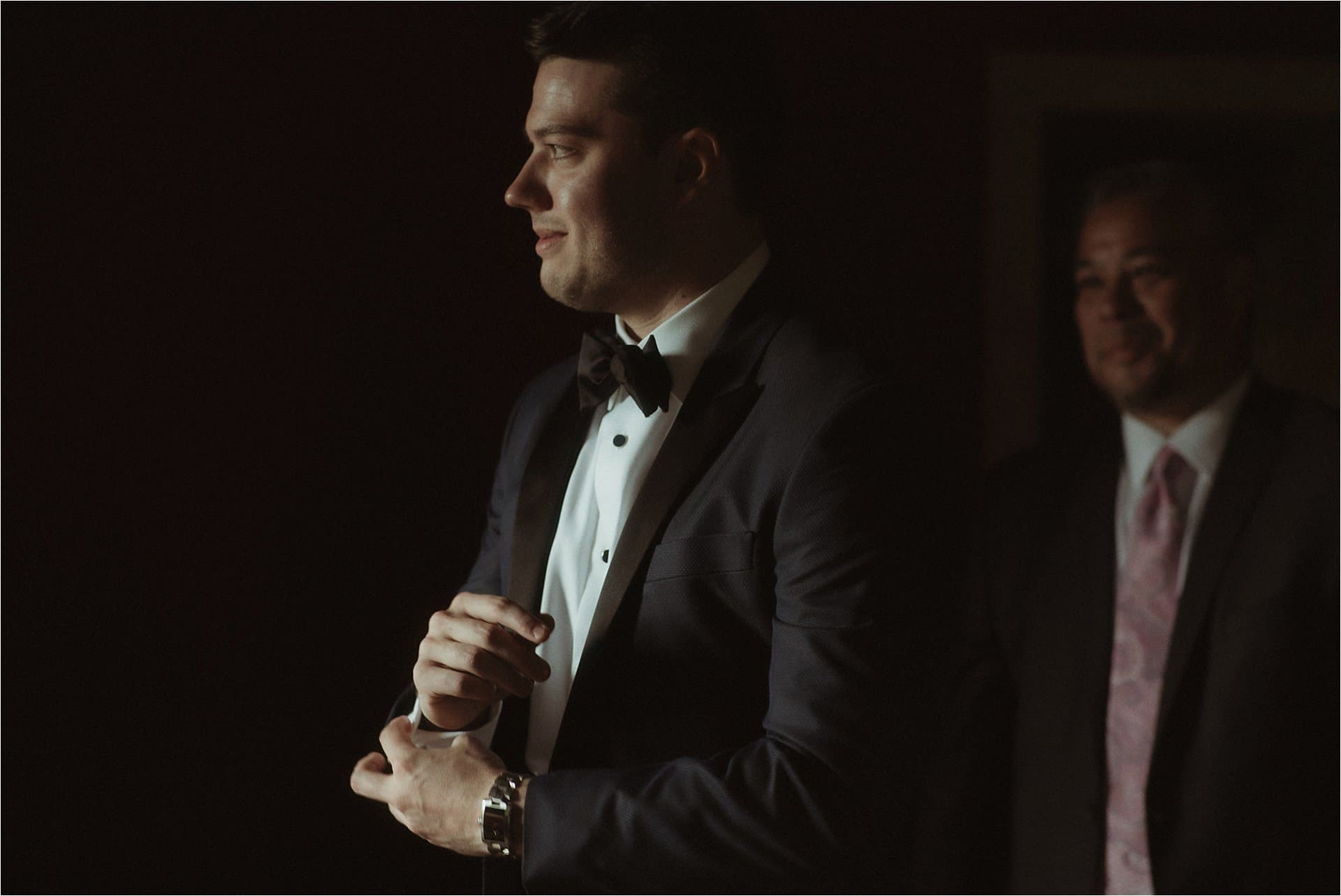 scotland wedding photographer groom
