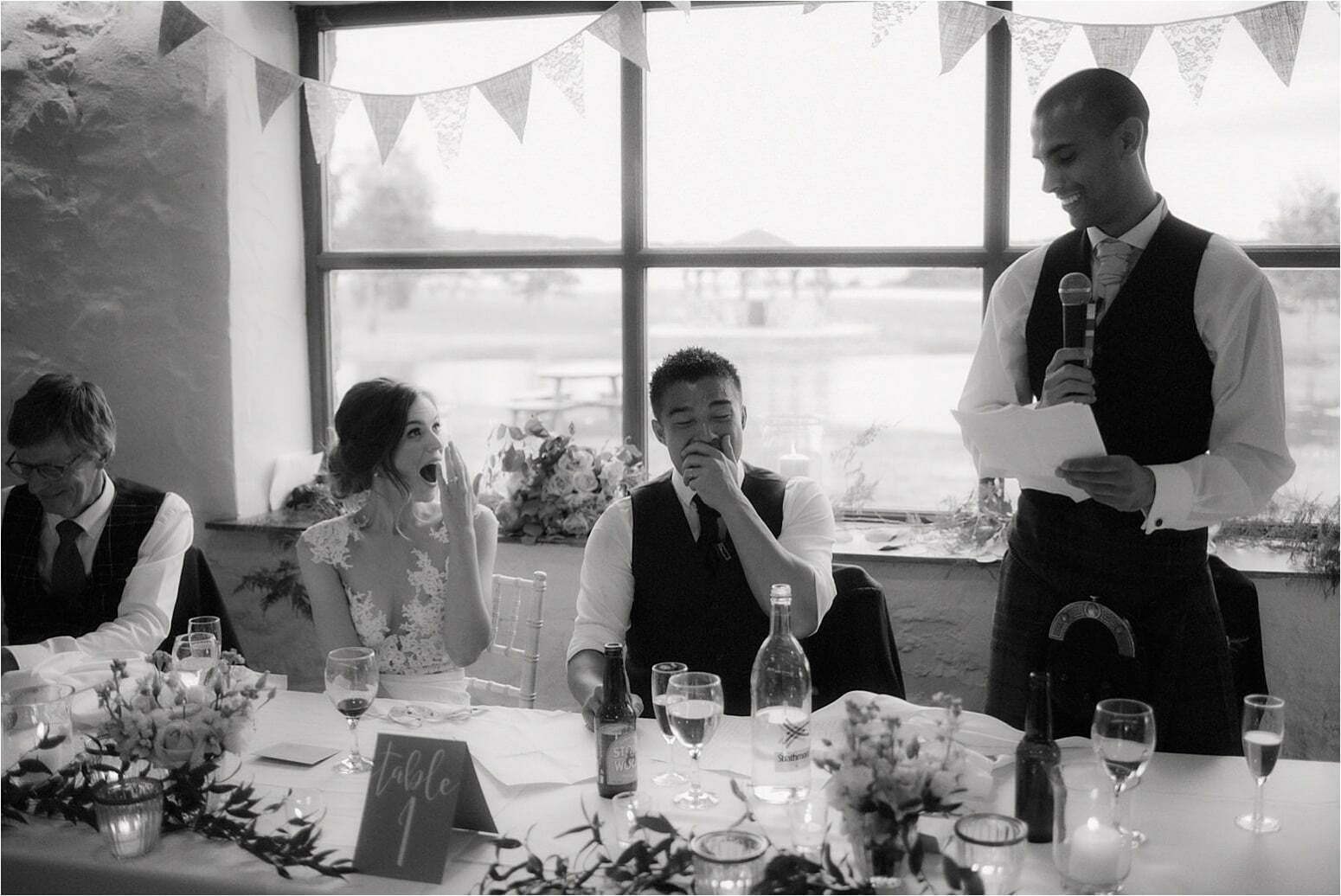 speeches at a wedding in scotland groom speech